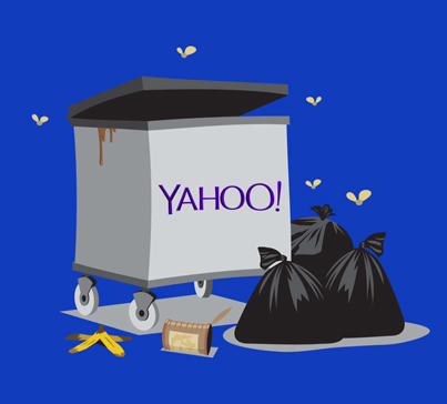 The Rise And Fall Of Yahoo An Internet Pioneer 💩💩💩