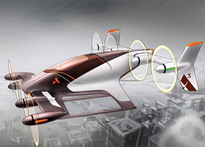 UBER Hires NASA Engineer To Develop Flying Cars ✨✨✨