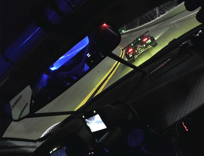 What's It Like To Race Through The Night In An Audi R8 😈