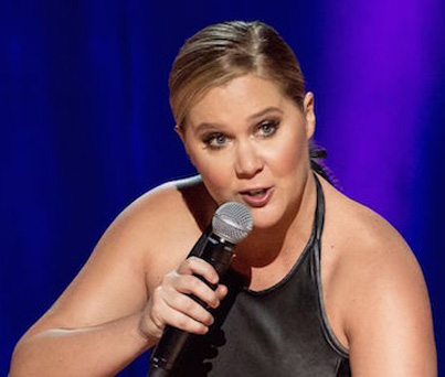 Amy Schumer Steals Other People's Jokes And Makes Them Not Funny 😴😴😴