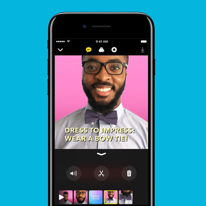 Apple Takes On Snapchat And Instagram Stories With New 'Clips App' 🤔🤔🤔