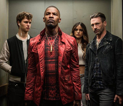 BABY DRIVER (Official Movie Trailer)