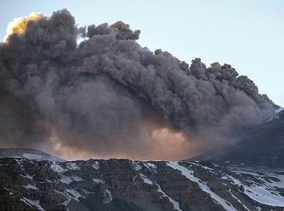 BBC Crew Barely Escapes Mt. Etna Volcano Eruption 🌋🌋🌋