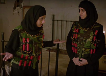 BBC Makes Real Housewives Of ISIS Parody 😂😂😂