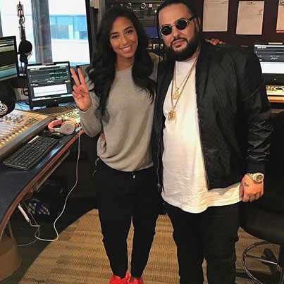 Belly Chops It Up With Hot 97's Nessa 🔥🔥💯