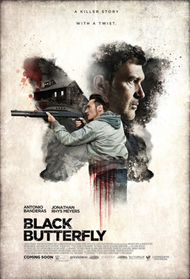 Black Butterfly (Starring Antonio Banderas) (Official Movie Trailer)