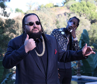 Consuela by Belly Ft. Young Thug & Zack (Official Music Video)