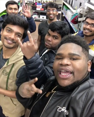 FATBOY GETS LITTY WITH HIS BROS FROM INDIA 😙💓😂