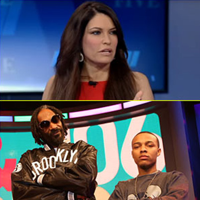 Fox News Host Thinks Snoop Dogg And Bow Wow Should Be 'Killed' 😂😂😂