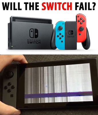 Gamers Are Pissed After Getting Their Hands On The New Nintendo Switch 😡😡😡