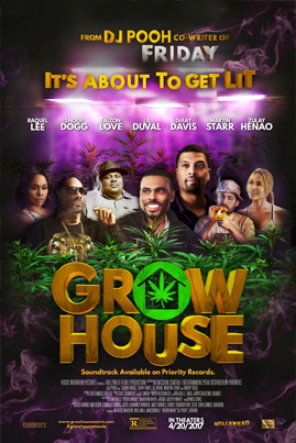 Grow House (Starring Snoop Dogg) (Official Movie Trailer)