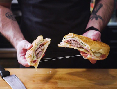 How To Make The Perfect Cuban Sandwich 🔥👌