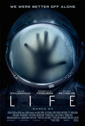 LIFE (Official Movie Trailer)