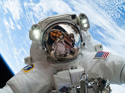 NASA Releases GoPro Footage Of A Spacewalk 🌎🚀🛰