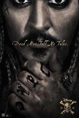 Pirates Of The Caribbean: Dead Men Tell No Tales (Official Movie Trailer #3)