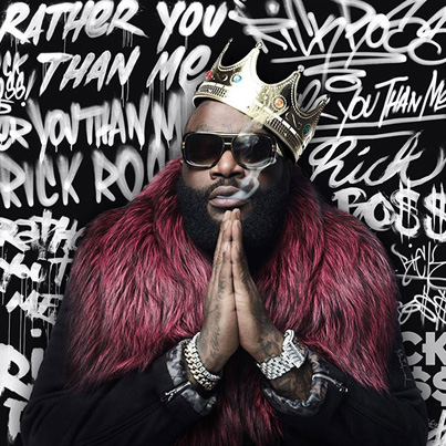 Rather You Than Me by Rick Ross (Official Album Stream)