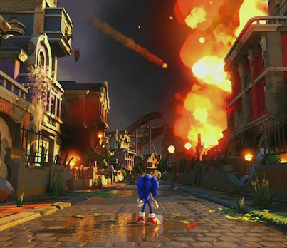 Sonic Forces (Official Gameplay Reveal Trailer)