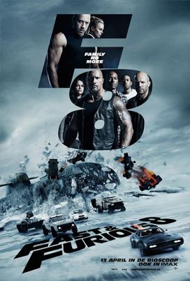 The Fate Of The Furious (Official Movie Trailer #2)