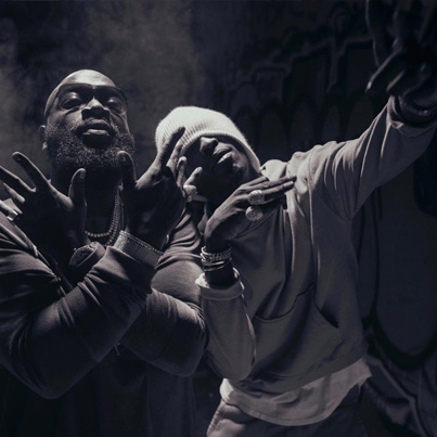 Trap Trap Trap by Rick Ross Ft. Young Thug, Wale (Official Music Video)