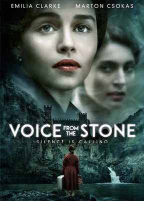 Voice From The Stone (Starring Emilia Clarke) (Official Movie Trailer)