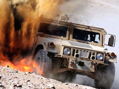 Warthog Fighter Jet Obliterates Humvee With Laser-Guided Bombs 💣💣💣