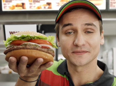 Burger King F**ks Up With New Commercial 😂😂😂
