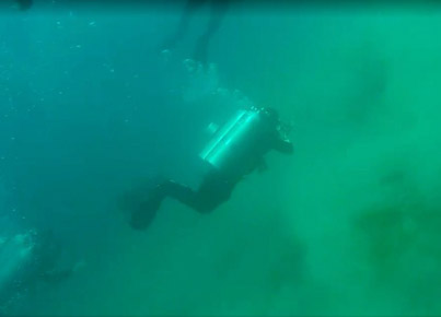 Divers Capture Underwater Earthquake In Philippines 😱😱