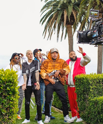 I'm the One by DJ Khaled Ft. Justin Bieber, Quavo, Chance The Rapper, Lil Wayne (Official Music Video)