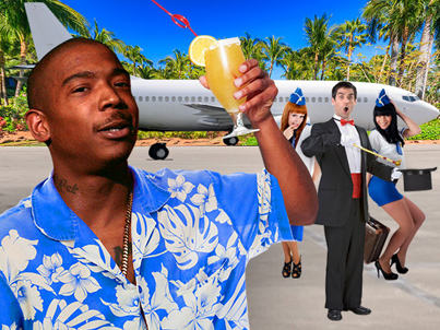Ja Rule Accused Of Finessing People To Pay $12K For Luxury 'Fyre Festival' Tickets 😭😭😭