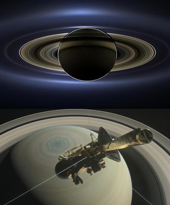 NASA's Cassini Mission To Saturn 🙏✨✨✨