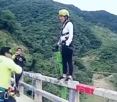 Sweet Mother Of God: Never Go Bungee Jumping In Bolivia