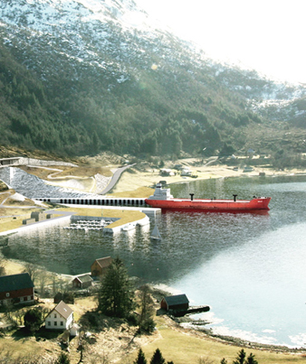 Norway To Build World's First Ship Tunnel 😮🤔👌