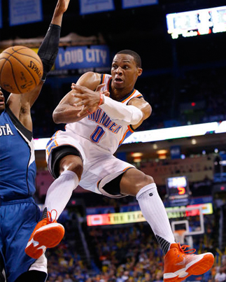 Russell Westbrook Has Had One Hell Of An NBA Season