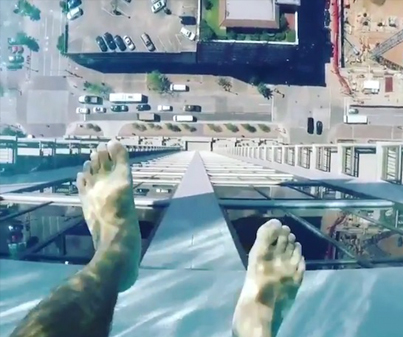 Sky Pool In Texas Lets You Fly And Swim At The Same Time