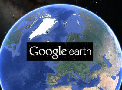 THE NEW GOOGLE EARTH 🌎