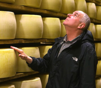 Banking On Cheese: The Bank That Uses Parmesan As Collateral 🧀🧀🧀