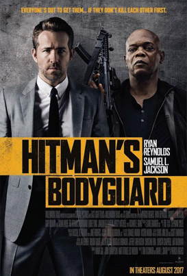 The Hitman's Bodyguard (Official Movie Trailer)