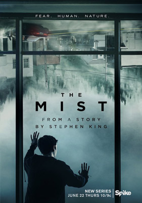 The Mist by Stephen King (Official TV Series Trailer)