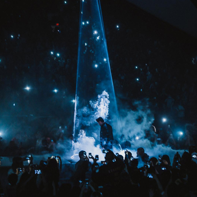The Weeknd Performing In Vancouver 👽🔥