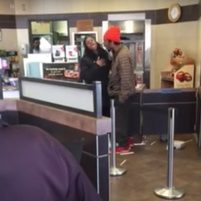 Meanwhile In Toronto: Tim Hortons Employee Argues With A Homeless Man Over 10 Cents