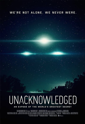 Unacknowledged (Dr. Steven Greer UFO Documentary)