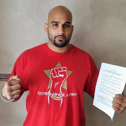 Arjan Bhullar Signs With UFC As First-Ever Desi Fighter 💪