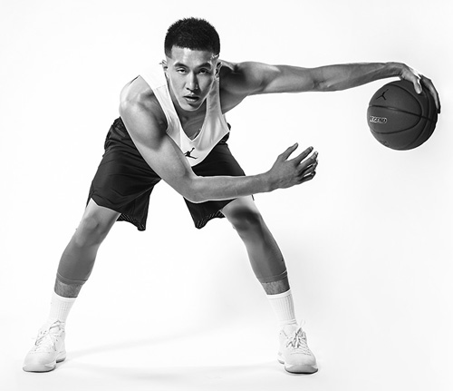 Jordan Brand Just Signed Its First Chinese Basketball Player