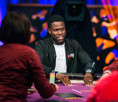 Kevin Hart F**ks Poker Table After After Big Win 😂😂😂