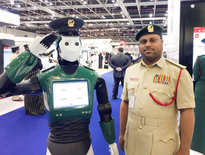 Robocops Are Now Patrolling The Streets Of Dubai 👮🤖