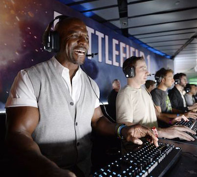 Terry Crews Explains Why He Decided To Build His Own Computer