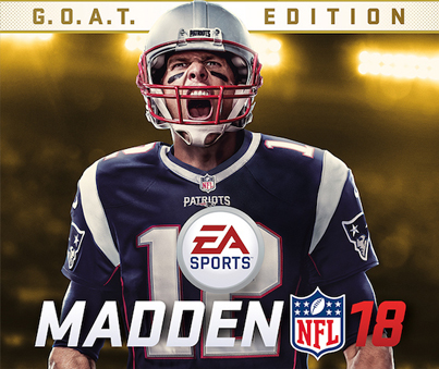 Tom Brady Laughs In The Face Of The 'Madden Curse' 😭😭😭