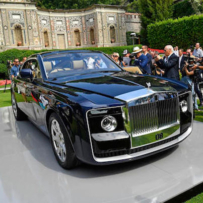 World's Most Expensive Car: $12.8 Million Rolls Royce Sweptail 💰💰💰