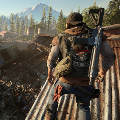 Days Gone (Official PS4 Stage Demo)
