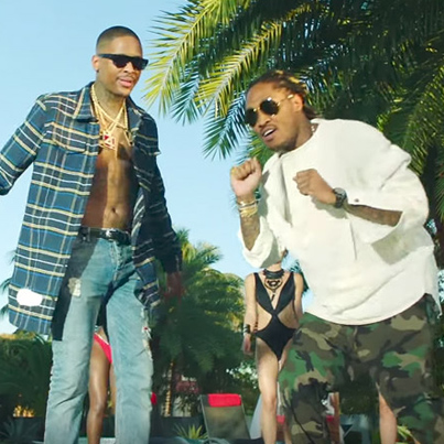 Extra Luv by Future x YG (Official Music Video)